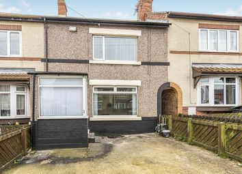 Thumbnail 3 bed terraced house for sale in Ryton Crescent, Seaham