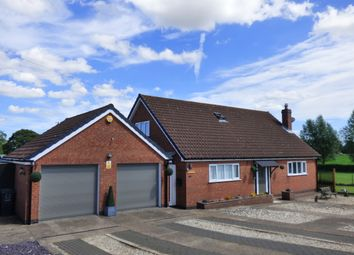 Thumbnail 3 bed detached house for sale in South Kelsey Road, North Kelsey, Market Rasen