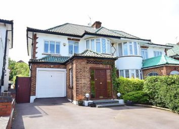 Thumbnail 4 bed semi-detached house for sale in Watford Road, Harrow, Middlesex