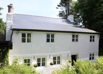 Thumbnail 4 bed cottage for sale in Wrangaton, South Brent