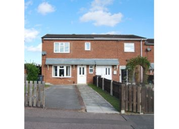 Thumbnail 2 bed terraced house for sale in Hartshay Close, Ilkeston