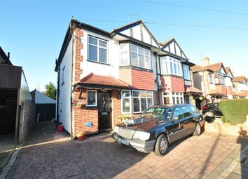 Thumbnail 4 bed semi-detached house for sale in Pavilion Gardens, Staines Upon Thames, Surrey