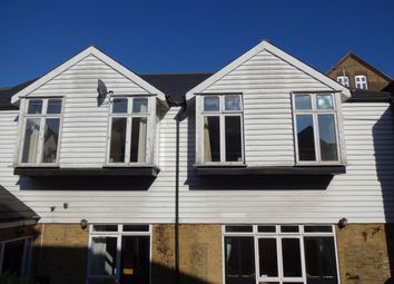 Thumbnail 2 bed flat to rent in Bishops Walk, High Street, Rochester