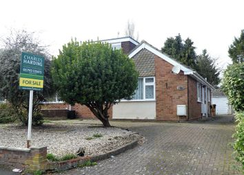 Thumbnail 5 bed semi-detached bungalow for sale in Windrush Road, Rodbourne Cheney, Swindon