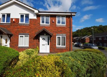 Thumbnail 2 bedroom semi-detached house for sale in Hazelwood Close, Stoke-On-Trent
