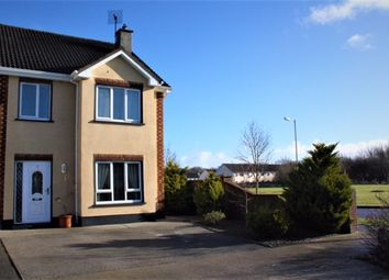 Thumbnail 4 bed semi-detached house for sale in 1 Fergus View, Cappahard, Tulla Road, Ennis, Ennis, Clare