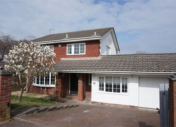 Thumbnail 4 bed detached house for sale in Woollacott Drive, Newton, Swansea