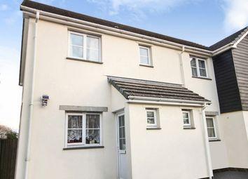 Thumbnail 3 bed semi-detached house for sale in The Sidings, Pengelly, Delabole