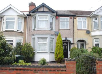 Thumbnail 3 bed terraced house for sale in Courtland Avenue, Coundon, Coventry