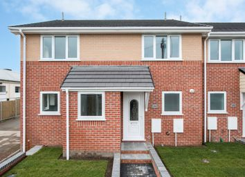 Thumbnail 2 bedroom terraced house for sale in Blandford Road, Hamworthy, Poole