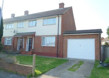 Thumbnail 3 bed terraced house for sale in Bourne Way, Swanley