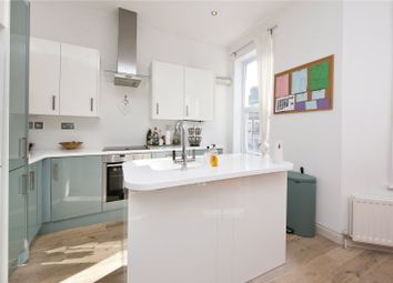 Thumbnail 2 bed flat for sale in Saltram Crescent, London