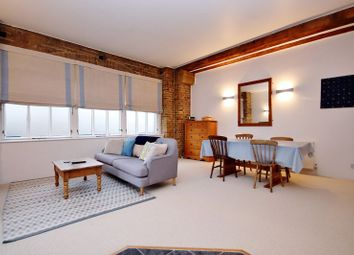 Burrells Wharf Square, London E14. 1 bed flat for sale