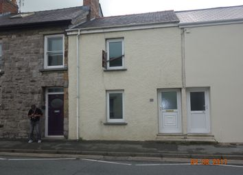 Thumbnail 2 bed terraced house to rent in Prendergast, Haverfordwest