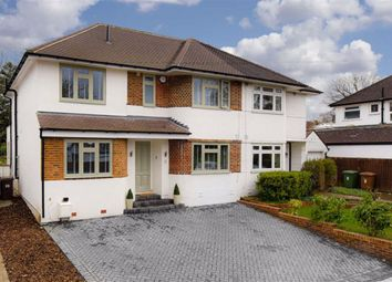 5 bed semi-detached house for sale in Sterry Drive, Epsom, Surrey KT19