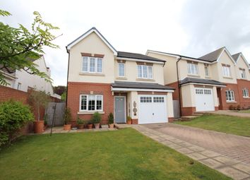 Thumbnail 4 bed detached house for sale in Haytor Drive, Newton Abbot