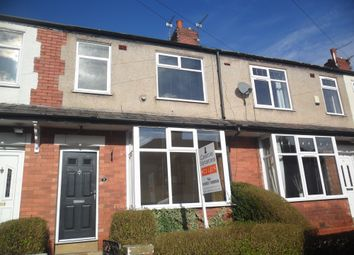 Thumbnail 3 bed terraced house to rent in Meath Road, Preston