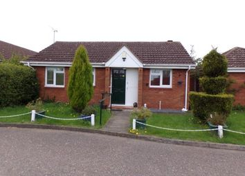 Thumbnail 2 bed bungalow for sale in Peregrine Rise, Anstey Heights, Leicester, Leicestershire