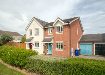Thumbnail 3 bed semi-detached house for sale in Strawberry Fields, Haverhill