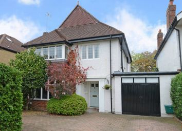 Thumbnail 5 bedroom detached house for sale in Hampton Court Way, Thames Ditton