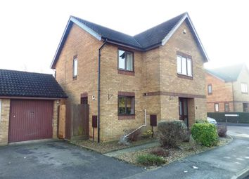 Thumbnail 4 bedroom detached house for sale in Prins Avenue, Wisbech