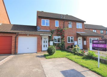 Thumbnail 2 bed semi-detached house for sale in Thomas Close, Hereford