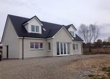 Thumbnail 4 bed detached house for sale in Brae Of Badrain, Culbokie, Dingwall
