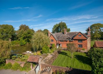 Thumbnail 6 bed detached house for sale in Rusper Road, Capel, Dorking, Surrey