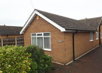 Thumbnail 3 bed bungalow to rent in Lichfield Road, Walton, Chesterfield.