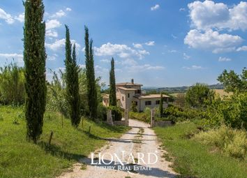 Thumbnail 4 bed villa for sale in Giove, Terni, Umbria