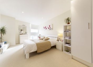 Thumbnail 2 bed flat to rent in Denison House, Lanterns Court, 20 Lanterns Way, Canary Wharf, London