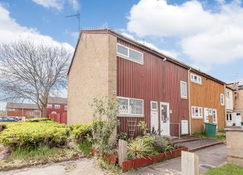 Thumbnail 3 bedroom end terrace house for sale in Saltmarsh, Peterborough