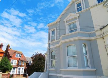 Thumbnail 3 bed flat to rent in Sedlescombe Road South, St. Leonards-On-Sea