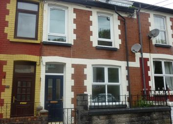 Thumbnail 2 bed terraced house to rent in Upper Adare Street, Bridgend