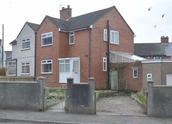 Thumbnail 3 bedroom semi-detached house for sale in Aneurin Road, Barry
