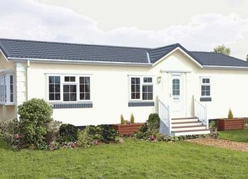 Thumbnail 2 bed mobile/park home for sale in Hawk Hill, Battlesbridge, Chelmsford