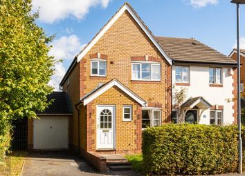 Thumbnail 3 bed semi-detached house for sale in 1 Windsor Road, Lower Bullingham, Hereford
