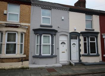 Thumbnail 2 bed terraced house to rent in Strathcona Road, Liverpool