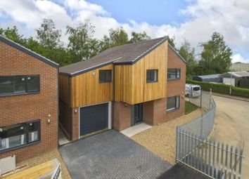 Thumbnail 4 bed detached house for sale in Manor Road, Griston, Thetford