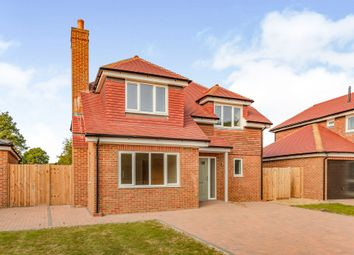 Thumbnail 4 bed detached house for sale in Bannisters Croft, Blindley Heath, Lingfield