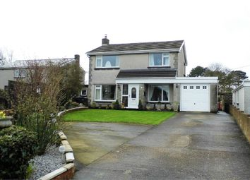 Thumbnail 4 bed detached house for sale in St Marys View, Coychurch, Bridgend, Mid Glamorgan