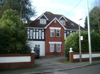 Thumbnail 2 bed flat to rent in The Gables, Spur Hill Avenue, Lower Parkstone, Poole