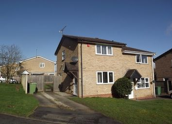 Thumbnail 2 bed property to rent in Lincoln Meadows, Stafford