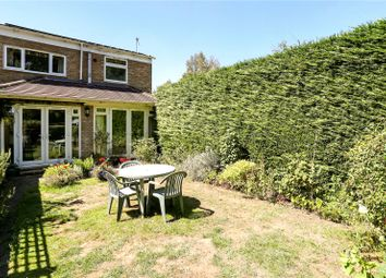 Thumbnail 3 bed end terrace house for sale in Fisher Rowe Close, Bramley, Guildford, Surrey