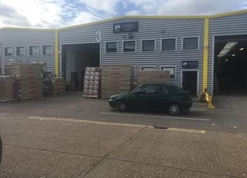 Thumbnail Light industrial to let in Unit 3, Europa Trade Park, 3 Cody Road, London
