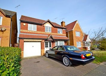 Thumbnail 4 bed detached house for sale in Middlefield Drive, Binley, Coventry