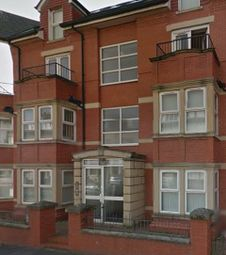 Thumbnail 2 bedroom flat to rent in Regent Road, Blackpool