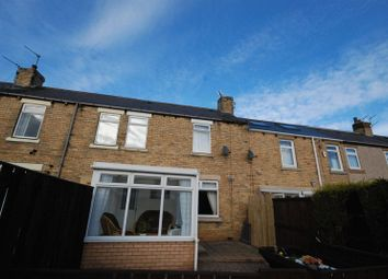 Thumbnail 2 bed terraced house for sale in Third Row, Linton Colliery, Morpeth