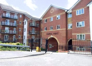 Thumbnail 2 bed flat to rent in Capital Point, Temple Place, Reading, Berkshire