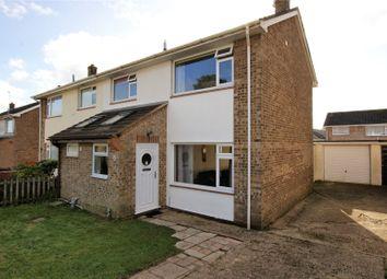 Thumbnail 3 bed semi-detached house for sale in Diprose Road, Corfe Mullen, Wimborne, Dorset